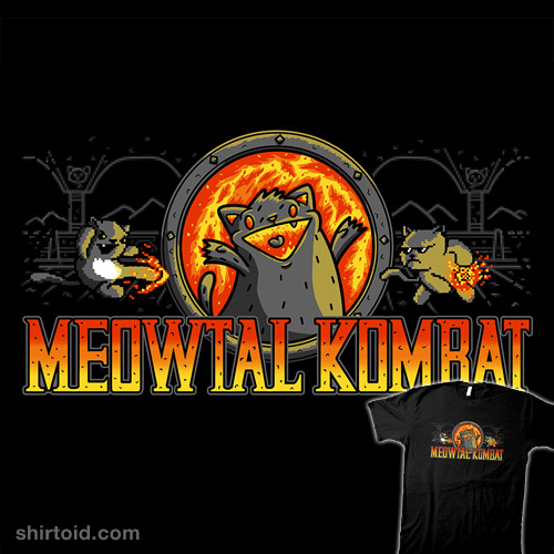 Meowtal Kombat