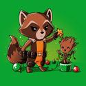 Rocket Around the Christmas Tree
