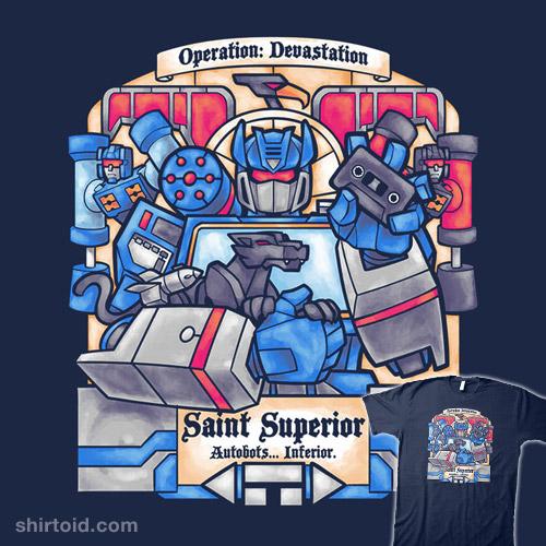 Saint Superior