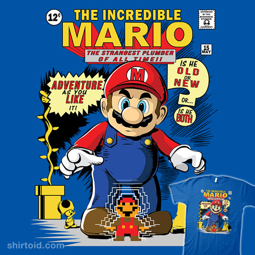 The Incredible Mario