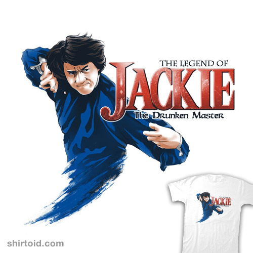 The Legend of Jackie