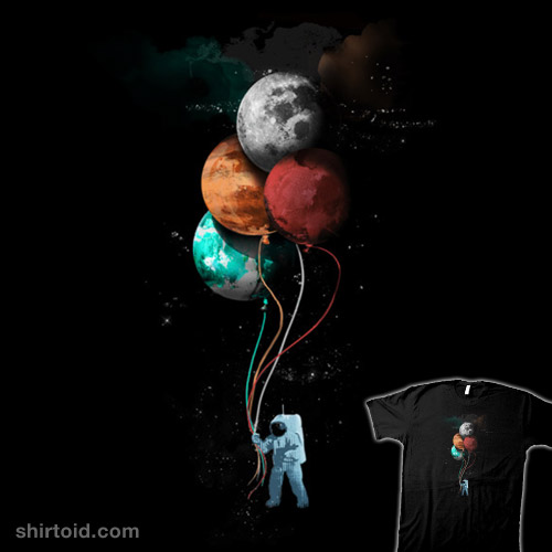 The Spaceman's Trip