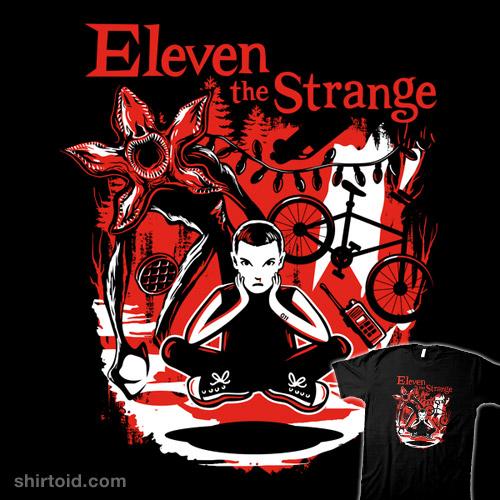 Eleven the Strange