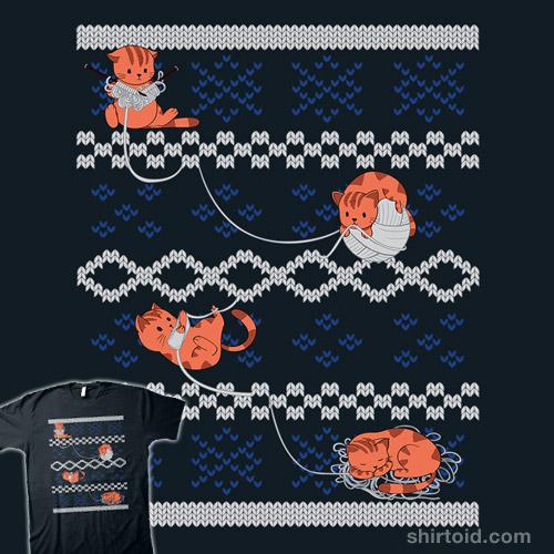 Good Kitty, Fix the Sweater