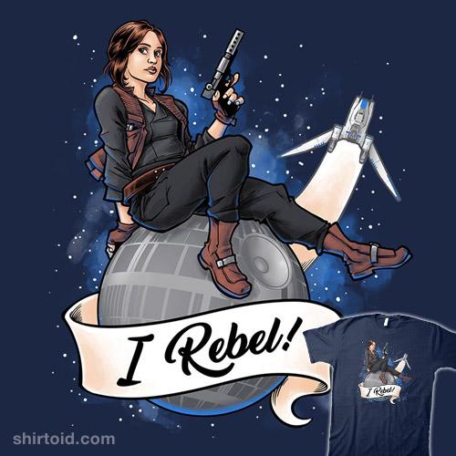 I Rebel!