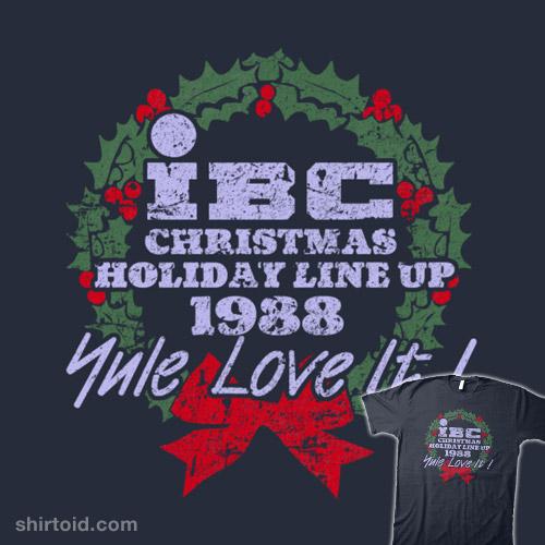 IBC Yule Love It!