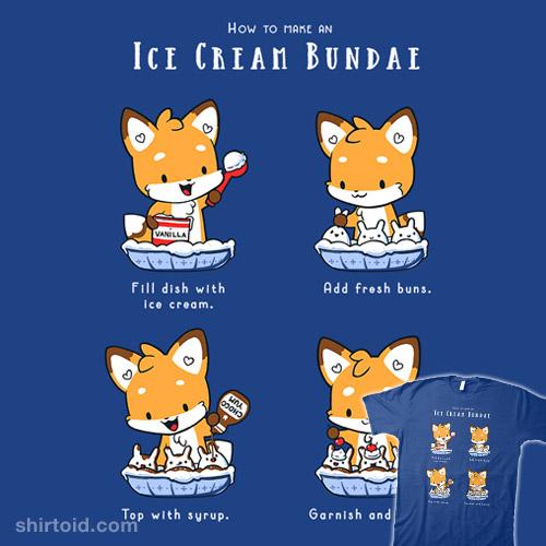 Ice Cream Bundae