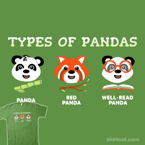 Important Panda Information