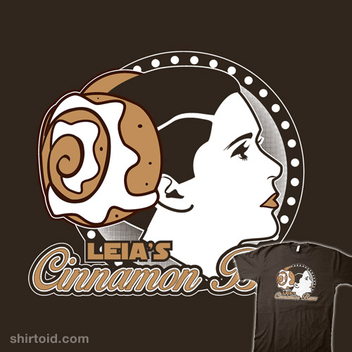 Leia's Cinnamon Bunz