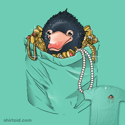 Niffler In Your Pocket