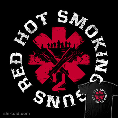 Red Hot Smoking Guns