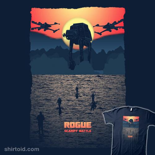 Rogue Battle