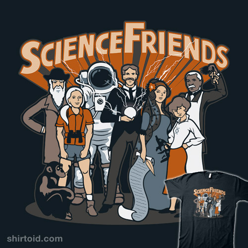Science Friends