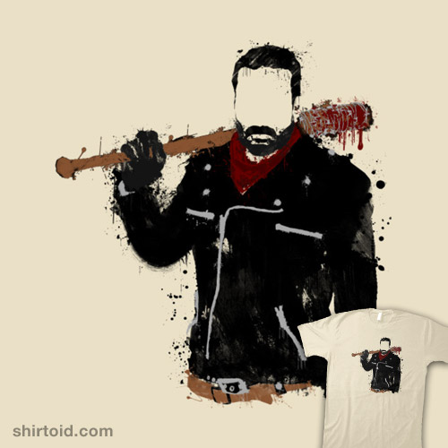 Splatter Negan