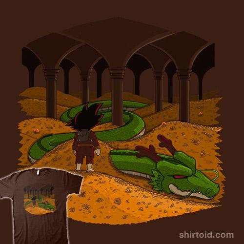 The Desolation of Shenron