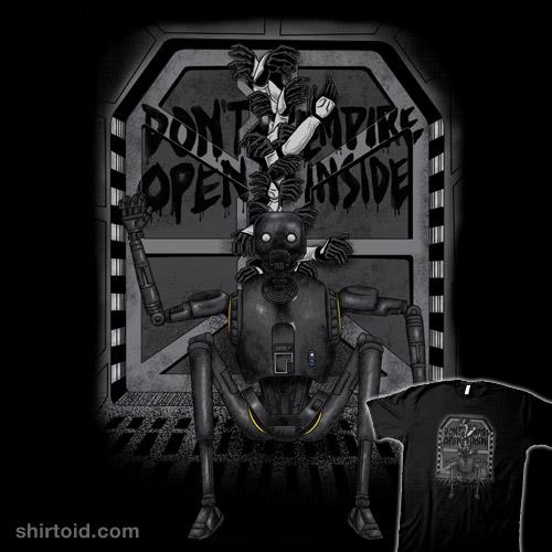 Don't Open, Empire Inside