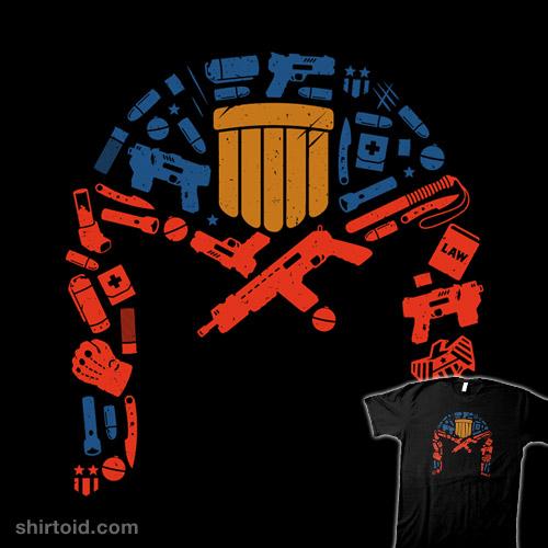 Dredd Armory