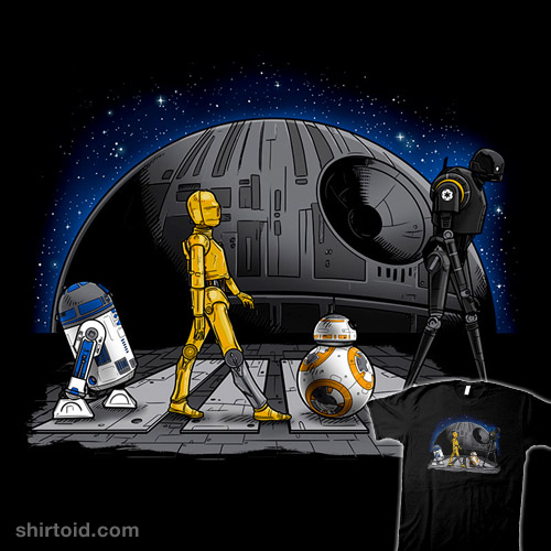 Droid Road