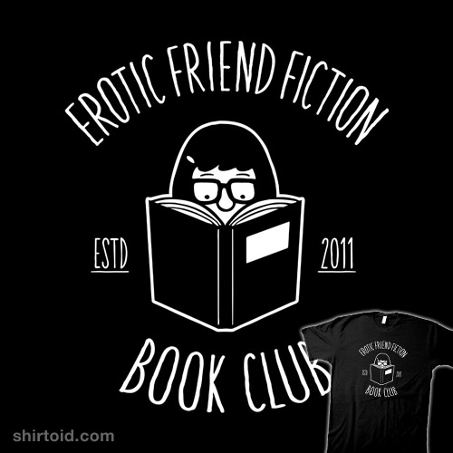 Erotic Friend Fiction Book Club