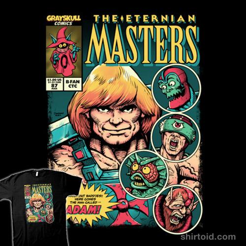 Eternian Masters