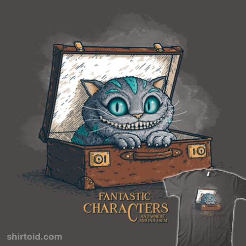 Fantastic Characters – Cheshire