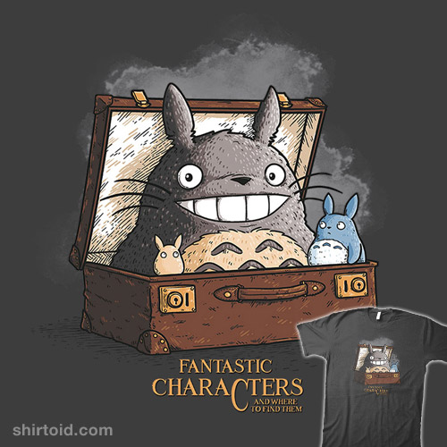 Fantastic Characters – Totoro