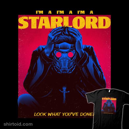 I'm a Star Lord