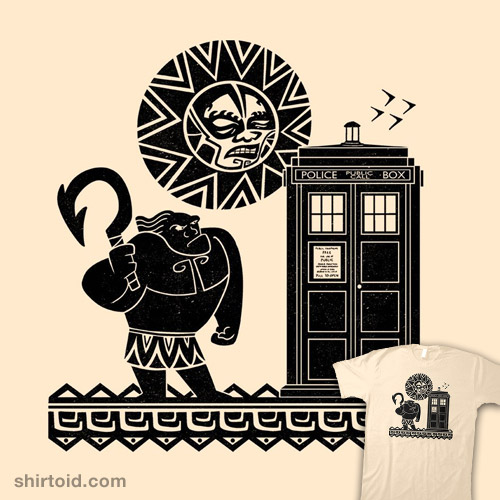 Maui Meets The Doctor