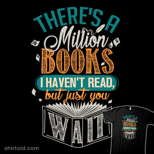 Million Books I Haven't Read