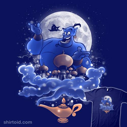Moonlight Genie