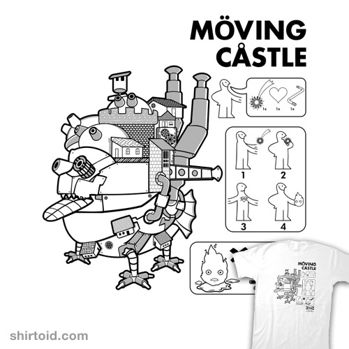 Möving Castle