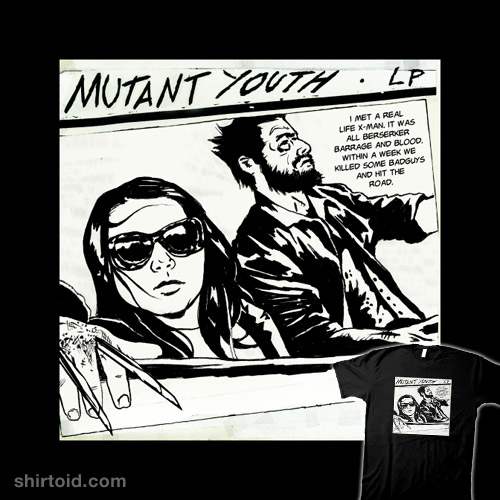 Mutant Youth