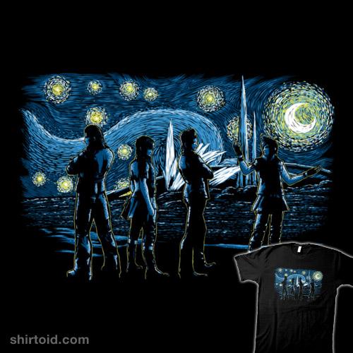 Starry Road Trip