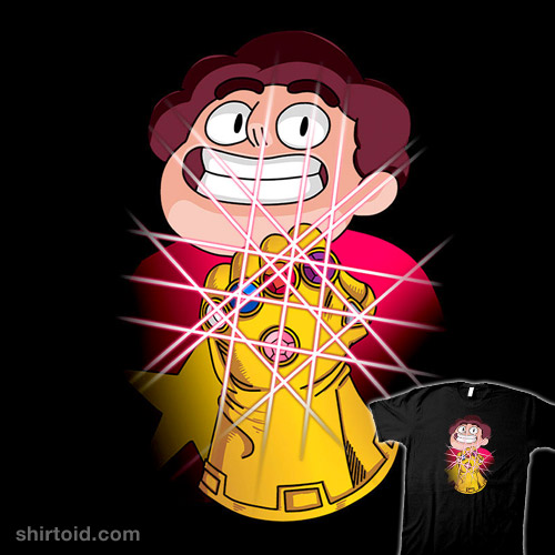 Steven and the Infinity Gems