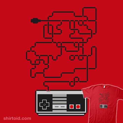 Super Mario Tangled