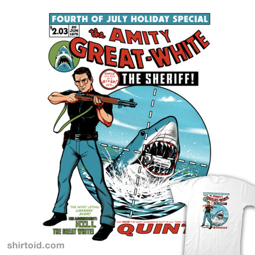 The Amity Great White