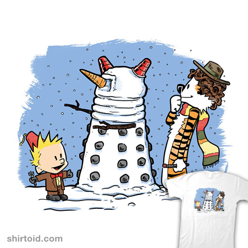 The Snow Dalek