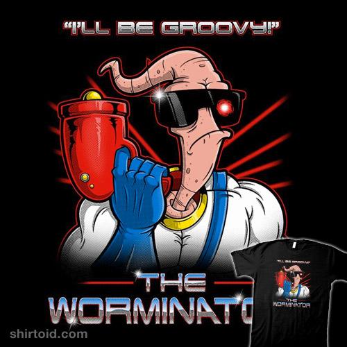 The Worminator