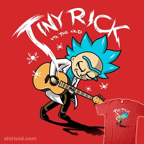 Tiny Rick vs. The Old