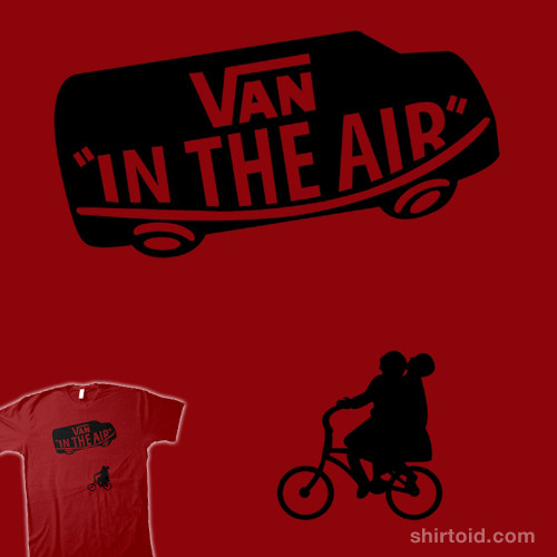 VAN – In the air