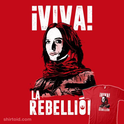 Viva La Rebellión