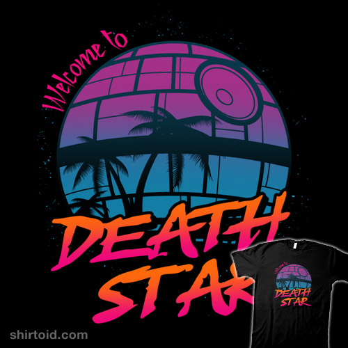 Welcome To Death Star