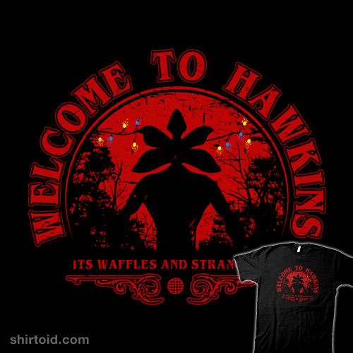 Welcome to Hawkins