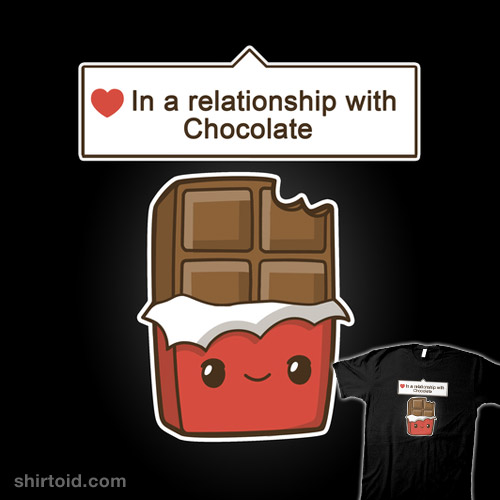 Chocolate relationship status