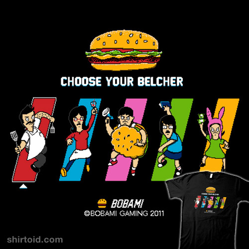 Choose Your Belcher