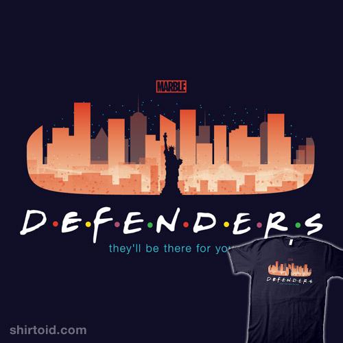 Defenders (Clap Clap Clap)
