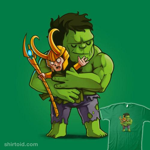 Hulk & Loki