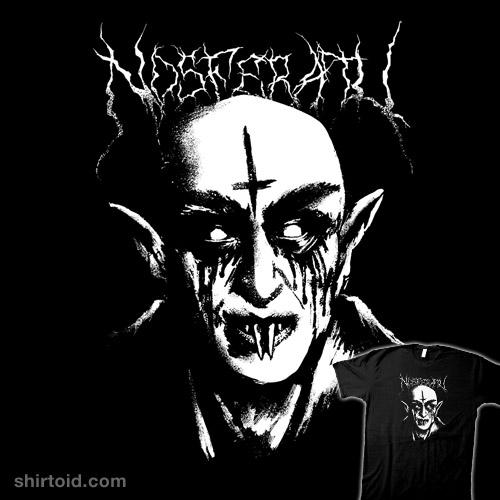 Metal Nosferatu