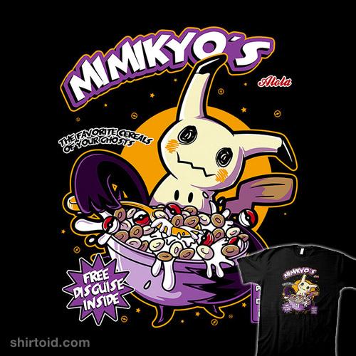 Mimikyo's