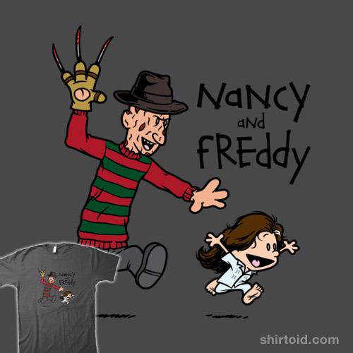 Nancy and Freddy